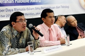 Penerima Habibie Award