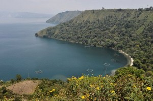Danau Toba sebagai Geopark