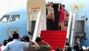 Kunjungan Luar Negeri Perdana