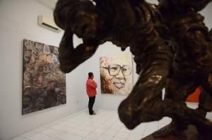 Pameran Peringatan 15 Tahun Wafatnya Romo YB Mangunwijaya
