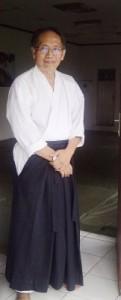DR Suhirman Djirman, sensei AikidoKompas/Maria Hartiningsih (MH)