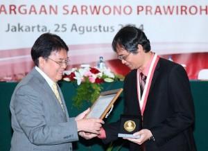 Sarwono Prawirohardjo Award