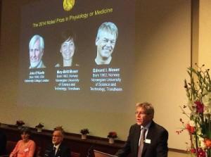 Peraih Hadiah Nobel Kedokteran 2014