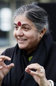 Dr Vandana Shiva Attends Peace Festival In Sydney
