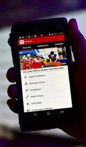 PMI Meluncurkan Aplikasi