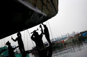 Penunjang Industri Perikanan